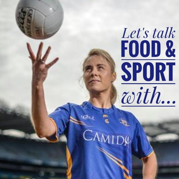 Food & sport interview Samantha Lambert