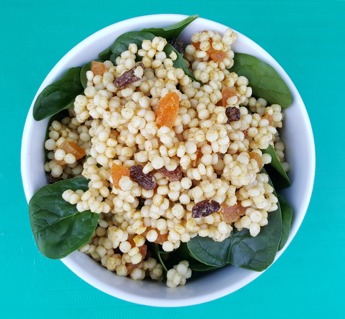Couscous, Summer, Salad, Delalicious