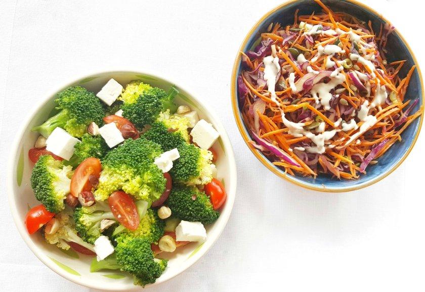 Salads, Delalicious