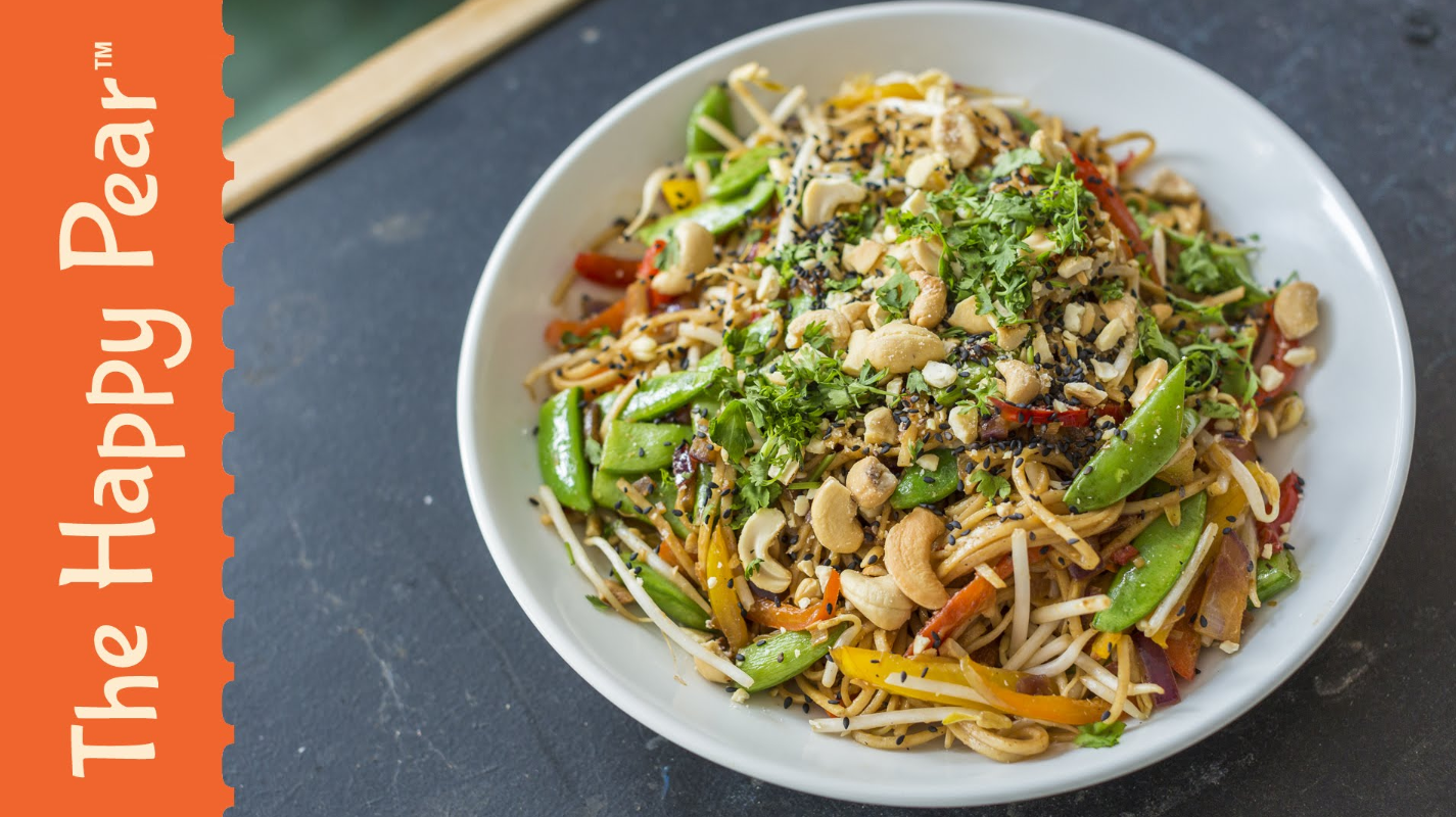 Let's talk food and sport with, pad Thai, Aine O'Gorman, Delalicious