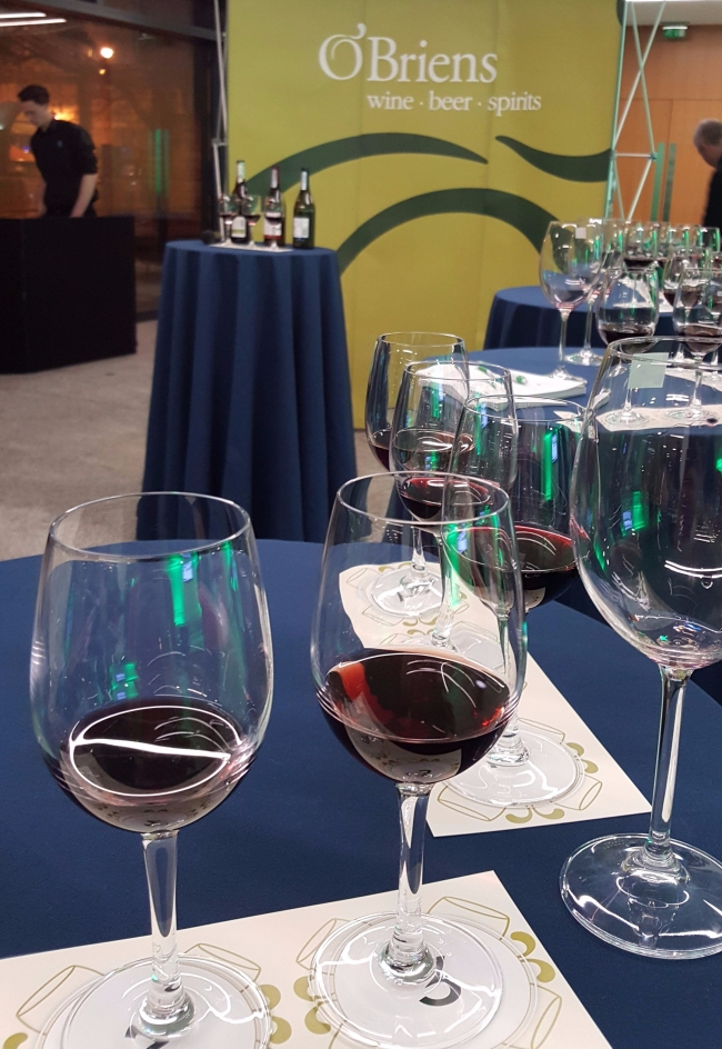 O'Briens Wine Winter Fair, Delalicious
