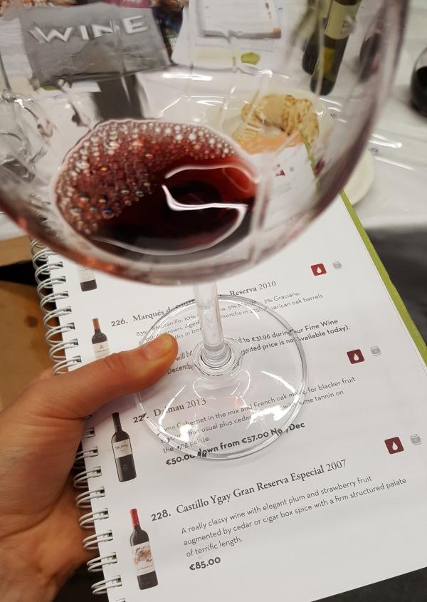 O'Briens Wine Fair, Delalicious