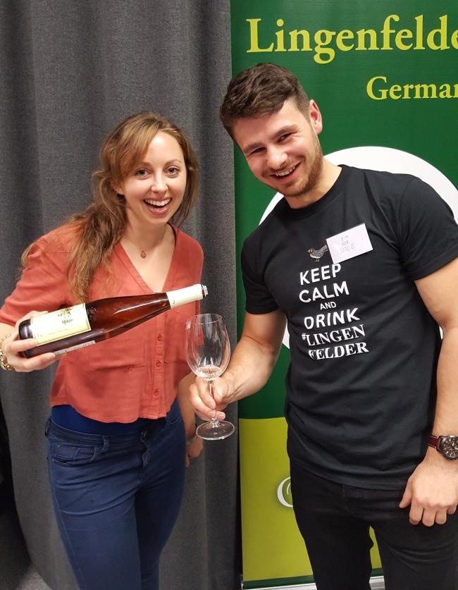 Lingenfelder Wine, Delalicious